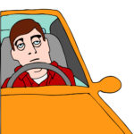 cartoon character drowsy while driving.jpg.crdownload