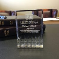 Michael ISB Leadership Award